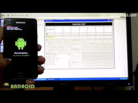 Install I9100XXKG2 Android 2.3.4 Gingerbread on i9100 Galaxy S2 (SII)