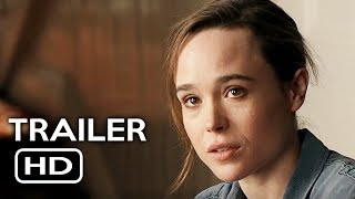 The Cured Official Trailer #1 (2018) Ellen Page Zombie Horror Movie HD