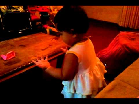 1 Year Baby Dancing Sinhala Song video