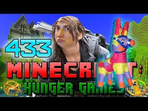 Minecraft: Hunger Games w Mitch Game 433 Vikkstar123 Pinata