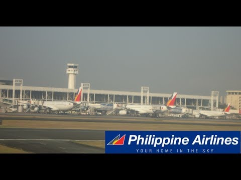 Philippine Airlines PR841 Manila to Cebu on Mabuhay Class | Owen's Flight ✈
