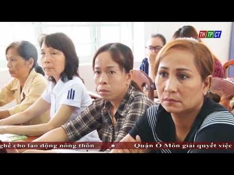 Phong Điền: Trao học bổng và xe đạp cho học sinh nghèo