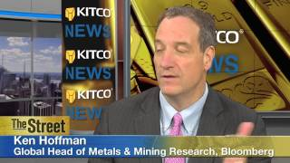 """Chinese Gold Standard Would be 'Game Changer""""   Bloomberg Intelligence   Kitco News"""