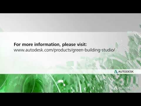 Autodesk 360: Green Building Studio