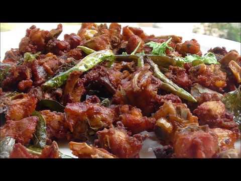 CHICKEN PAKORA RECIPE/andhra style chicken pakodI/STREET FOOD STYLE CHICKEN PAKORA / CHICKEN SNACKS
