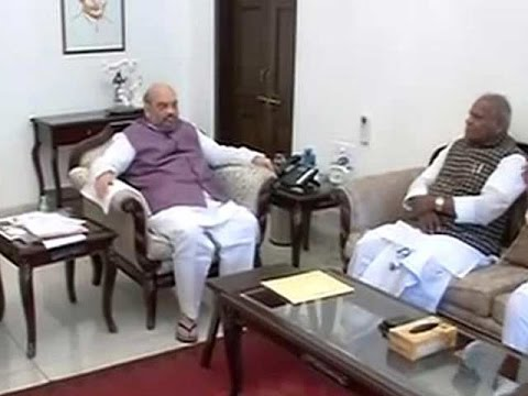 Jitan Ram Manjhi Announces Alliance with BJP Ahead of Bihar Assembly Polls