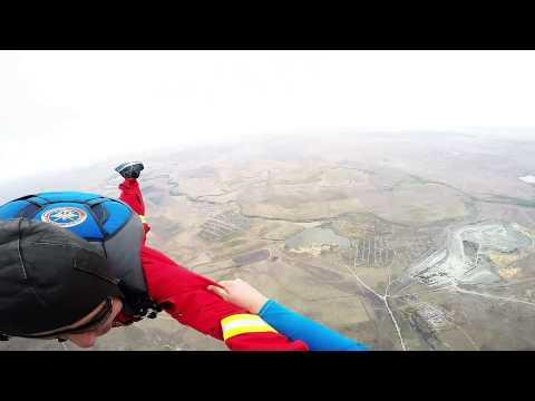 Прыжок с парашутом в орске