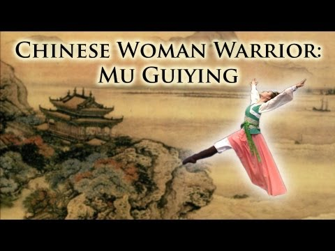 Mu Guiying - Legendary Woman Warrior of Song Dynasty