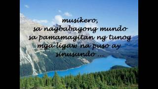 Watch Jimmy Bondoc Musikero video