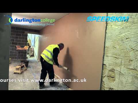 Speedskim® at Darlington College. The Professional Lecturers choice.