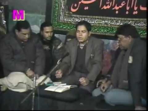 Iram Sirsivi Reciting MarsiyaQaid Khane Mai Talatum Hai ke Hind...