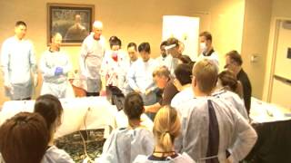 Hands On Extraction Class Houston Dec. 8, 2012 Video 1