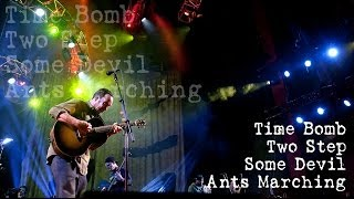 Dave Matthews Band - Time Bomb - Two Step - Some Devil - Ants Marching - LT 27 (Audios)