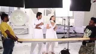 Courier Boy Kalyan - Bangaramma  Making Video   Nitin, Yami Gautam