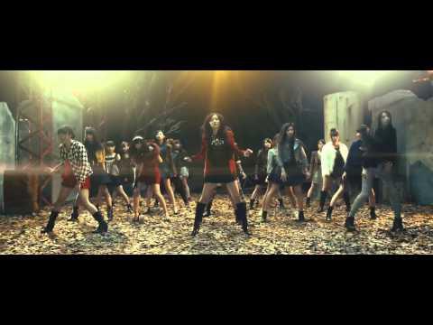 2014/12/10 on sale 16th.Single 消せない炎 MV(special edit ver.)