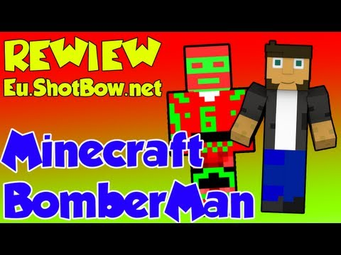 "Обзор Minecraft сервера ""Crafty Bomber"" (ShotBow.net)"