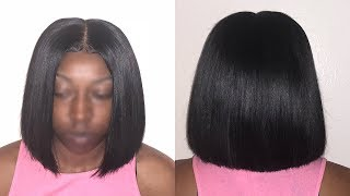 Category Blunt Bob Weave