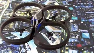 Parrot AR Drone_ Demo