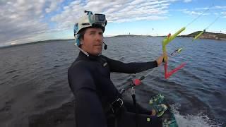 LE FRONTROLL _ Une ROTATION AVANT Facile ... GoPro Kitesurf Vlog | LAB TV ⭐