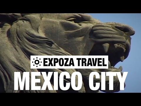 Mexico City Vacation Travel Video Guide