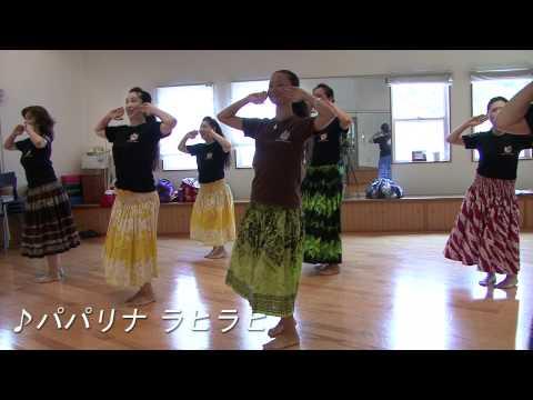 フラダンス教室:ホクオカラニ~中西夕子 先生