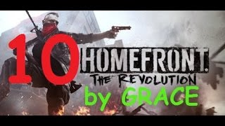 HOMEFRONT THE REVOLUTION gameplay ITA EP 10 INFILTRATO by GRACE
