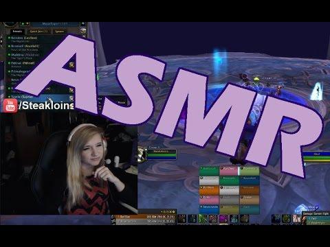 World of Warcraft ASMR (twitch.tv highlight)