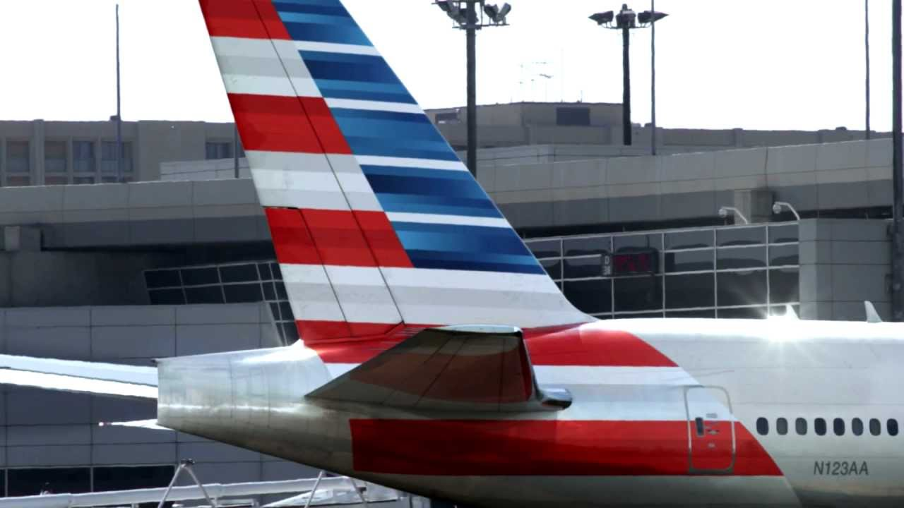American Airlines Livery American Airlines Livery