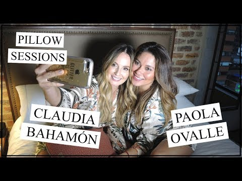 Claudia Bahamón en Pillow Sessions