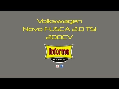 #21 VW Novo Fusca 2.0TSI 200CV Automático TOP DE LINHA 2013