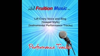Fruition Music Inc Lift Every Voice And Sing High Key Gospel