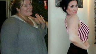 My Favourite Body Parts after losing 147lbs | LoseItLikeLauren