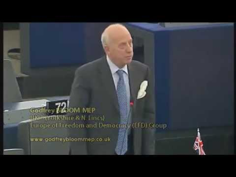 Godfrey Bloom: Why the whole banking system is a Scam