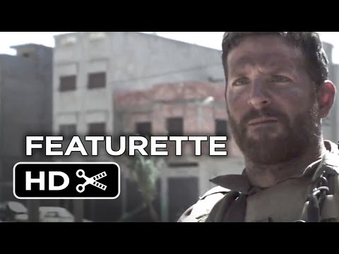 American Sniper Featurette - Chris Kyle (2015) - Bradley Cooper, Sienna Miller Movie HD