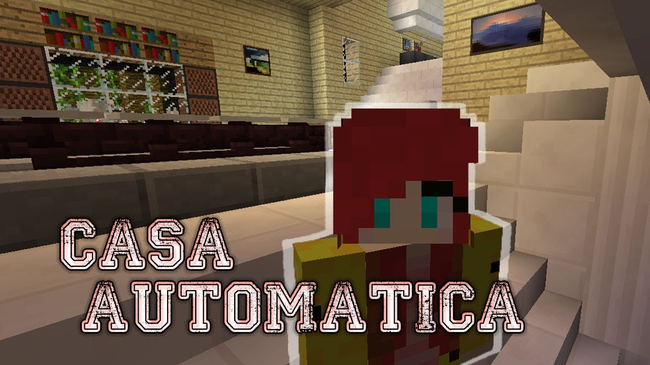 Minecraft Casa Autom Tica Concurso Thesnackjoker Youtube