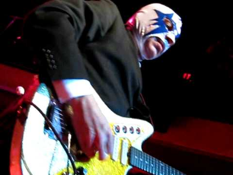 Los Straitjackets - Cal-speed