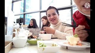 Sushi Date with the Ajum mas