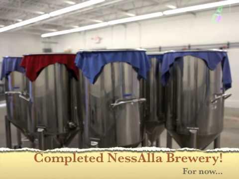 NessAlla's new Brewery!!