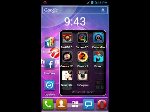 CherryMobile Flare Android 4.1.2 Jellybean Review (Instagram Video Fail)