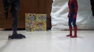 Spiderman homecoming stop motion part 2 |S.I.D agency