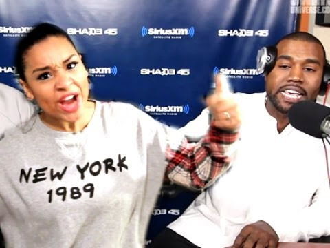 Kanye West and Sway Talk Raw, Bound 2 Spoof, Eminem Rap God