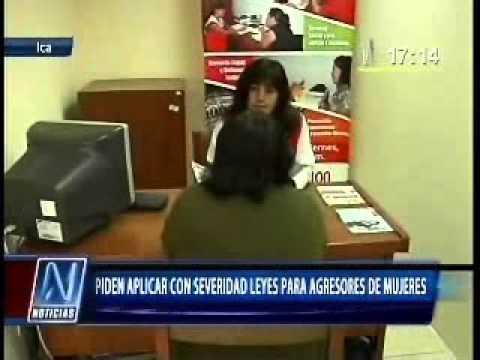 Ministra de la Mujer inauguró 2 centros de Emergencia Mujer en Ica