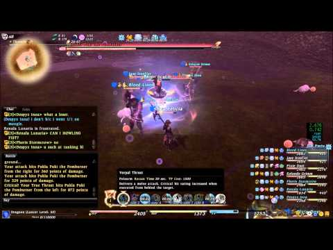 A Feast of Fools Moogle Speed Run - Encore LS - FFXIV
