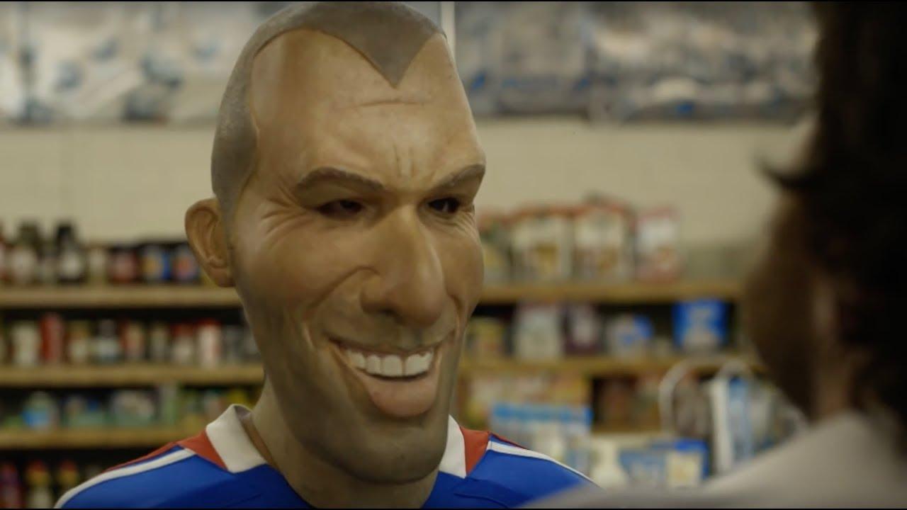 Murray Zidane YouTube Vaudeville - Zinedine - Les Smash ft.