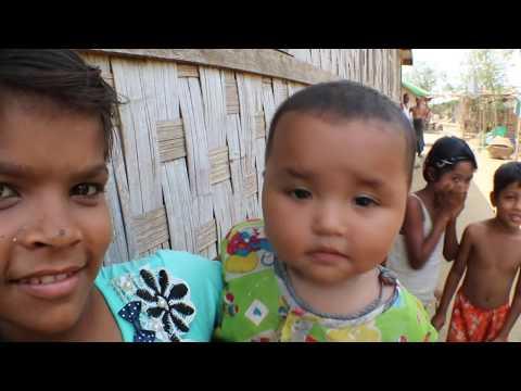 Помощь АС народу рохинжа (Бирма, апрель 2016)