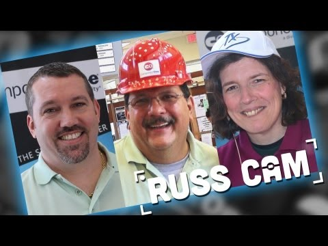 ComponentOne Russ Cam - Episode 95: Orlando Code Camp (Part 1)