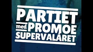 Partiet (med Promoe) - Supervalåret [Officiell Video]