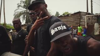 Maxtor - A Motto (Official Video) (Directed By Mahine Sef) (Music Camerounaise)