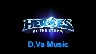 D.Va Music (Dva Music) - Heroes of the Storm Music