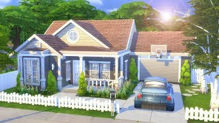 Simple Family Home || The Sims 4 - Speed Build